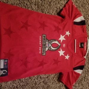Women's NFL Pro-Bowl Hawaii 2013 Drifit Shirt S